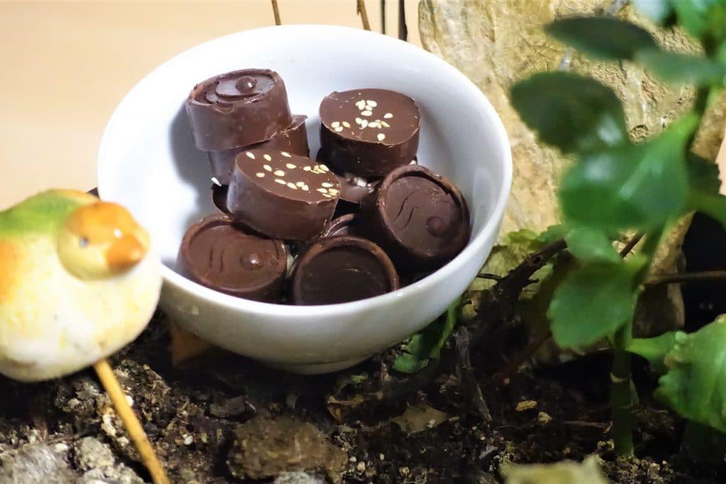 comment cacher des chocolats zéro déchet