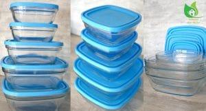 Type de bocaux pour stocker et transporter de la nourriture
