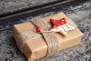 alternative, papier cadeau zéro déchet